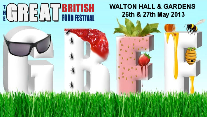 Great British Food Festival - Wlaton Hall