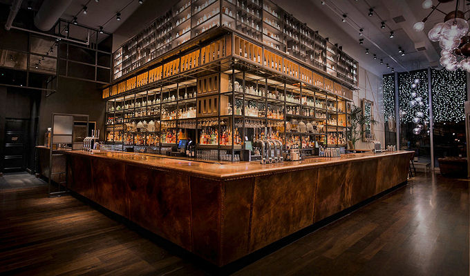 Bars near Manchester Central ~ The Alchemist Manchester