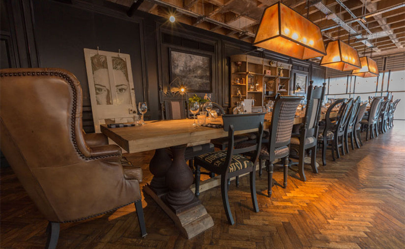 Artisan Private Dining Room Manchester