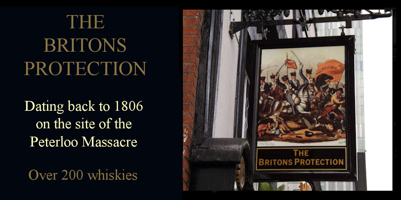 The Briton's Protection Manchester