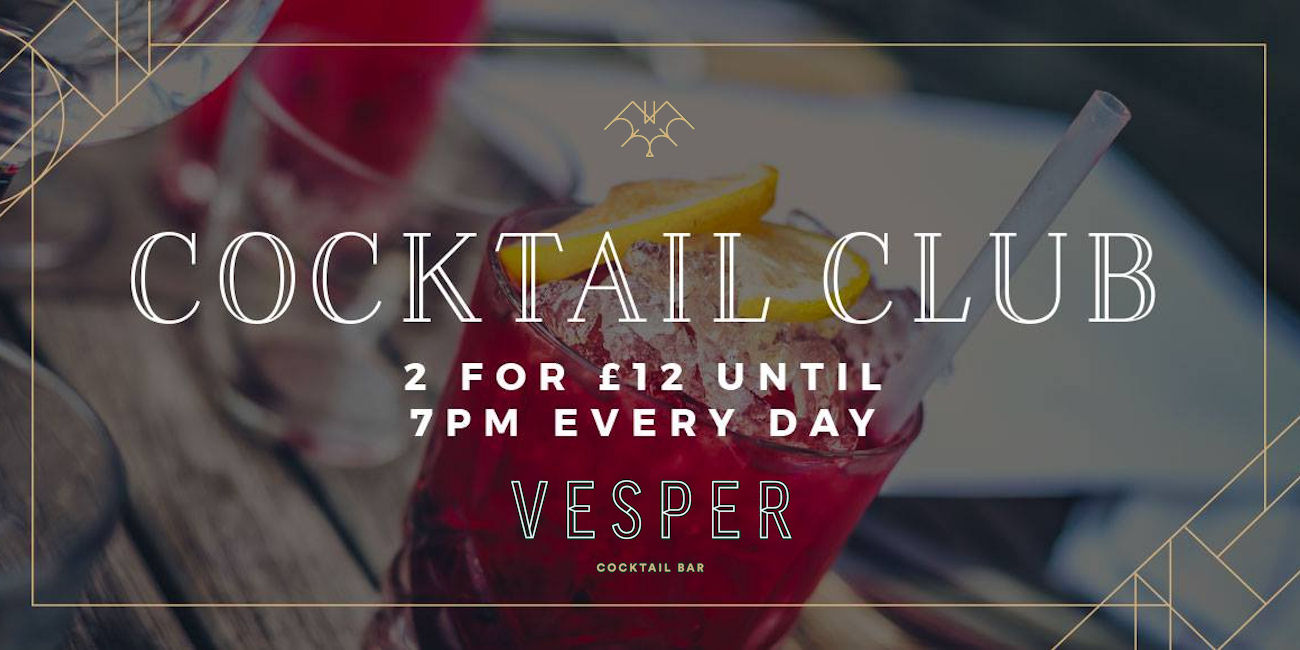 Vesper Cocktail Bar