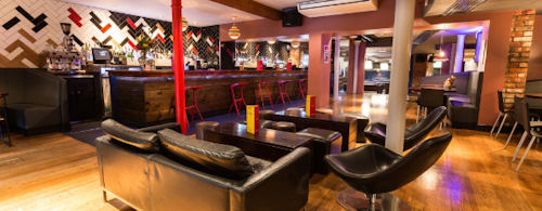 Bars near Manchester Arena - Black Dog Ballroom Northern Quarter