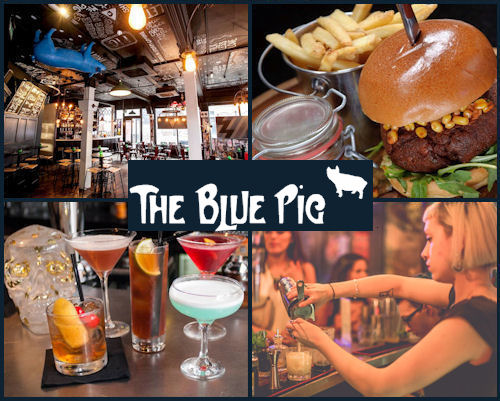 The Blue Pig - Manchester