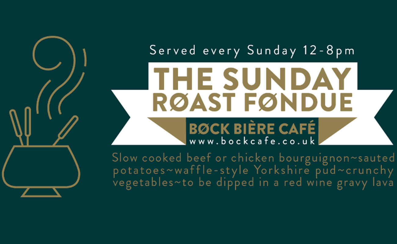 Bock Biere Cafe Manchester