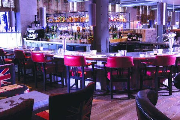 Manchester Piccadilly Bars - Chez Mal at Malmaison Manchester