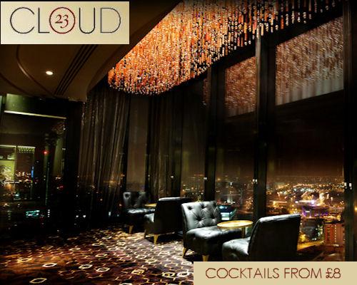 Cloud Restaurant Manchester
