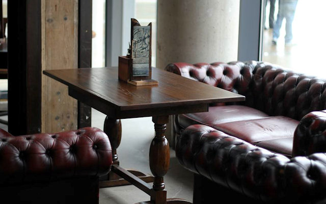 Manchester Bars - The Dockyard Pub Spinningfields