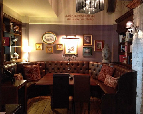 Pubs near The Royal Exchange Manchester ~ The English Lounge