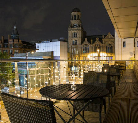 Manchester Opera House Bars ~ Epernay