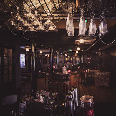 Northern Quarter Bars - The Fitzgerald