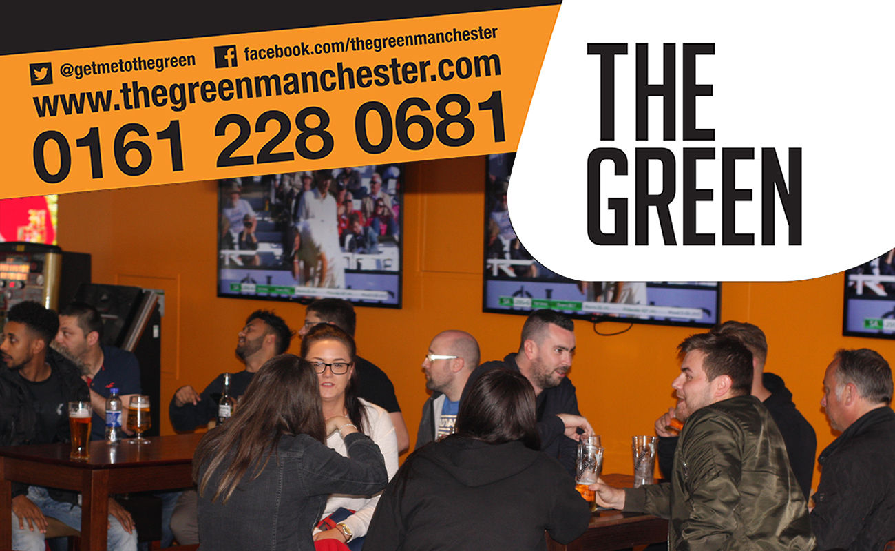 Manchester Bars - The Green