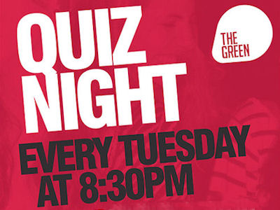 The Green Manchester Quiz Nights