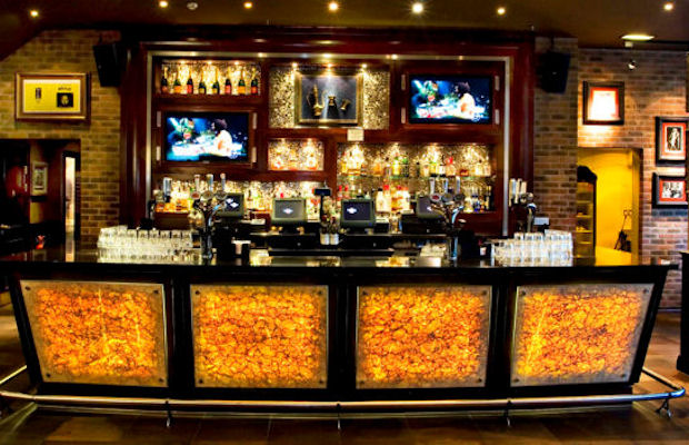 Manchester Arena bars - Hard Rock Cafe Manchester