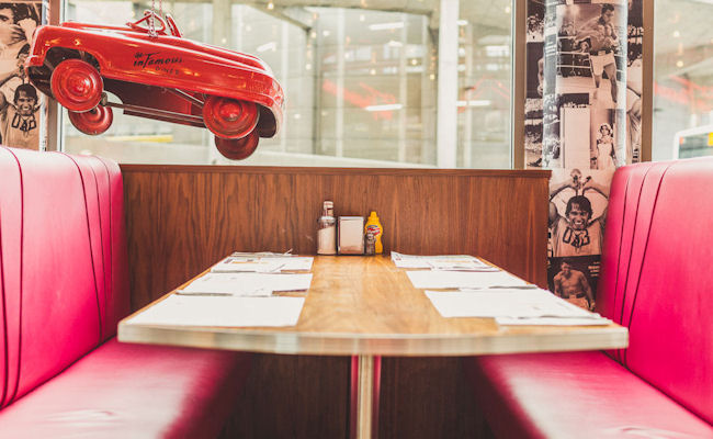 Bars in the Northern Quarter - Infamous Diner