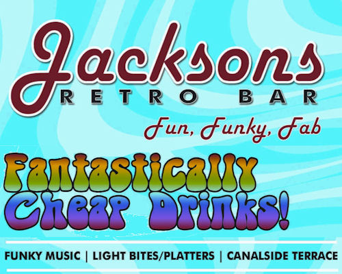 Jacksons Retro Bar Manchester