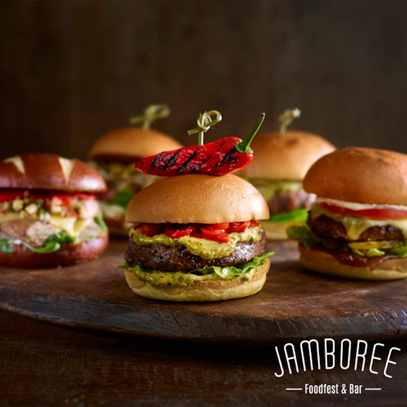 Jamboree Foodfest & Bar Manchester