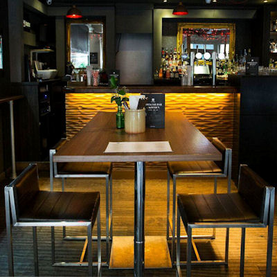 Bars near Manchester Arena ~ Liquorice Manchester