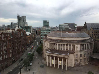 Manchester Bars - Listed by Location Town Hall