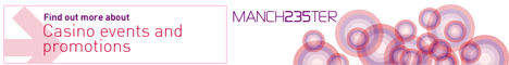 click here for special offers and events at Manchester 235
