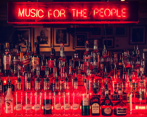 Manchester Opera House Bars ~ Mojo Manchester