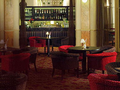 The Midland Hotel Bar Manchester