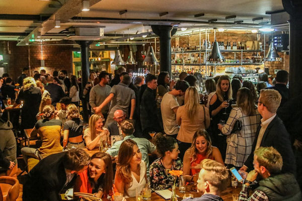 Best Bars In Manchester - The Pen & Pencil