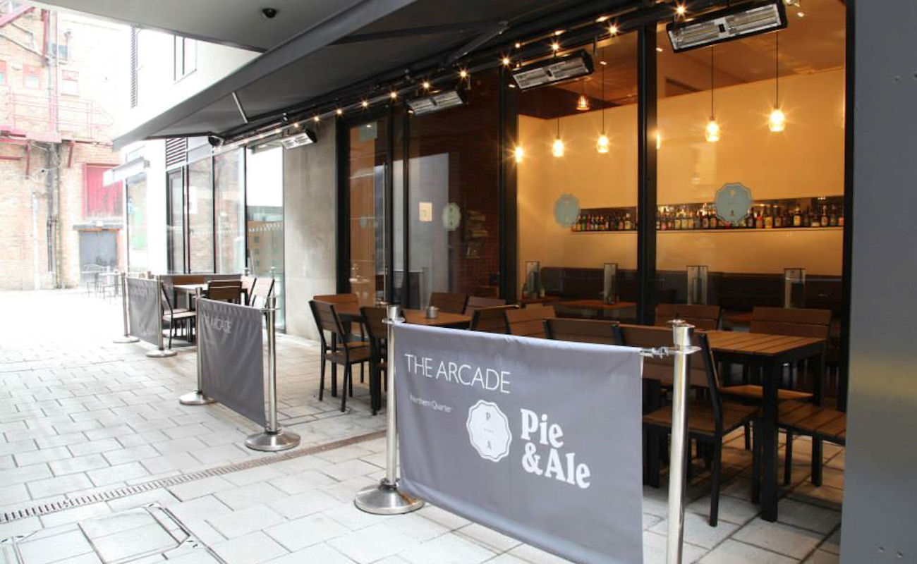 Pie & Ale Bar Manchester