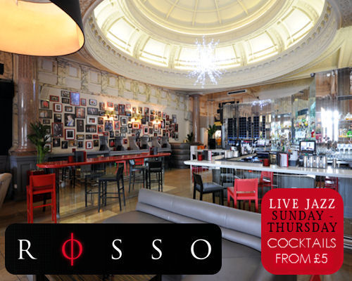 Rosso Bar Manchester