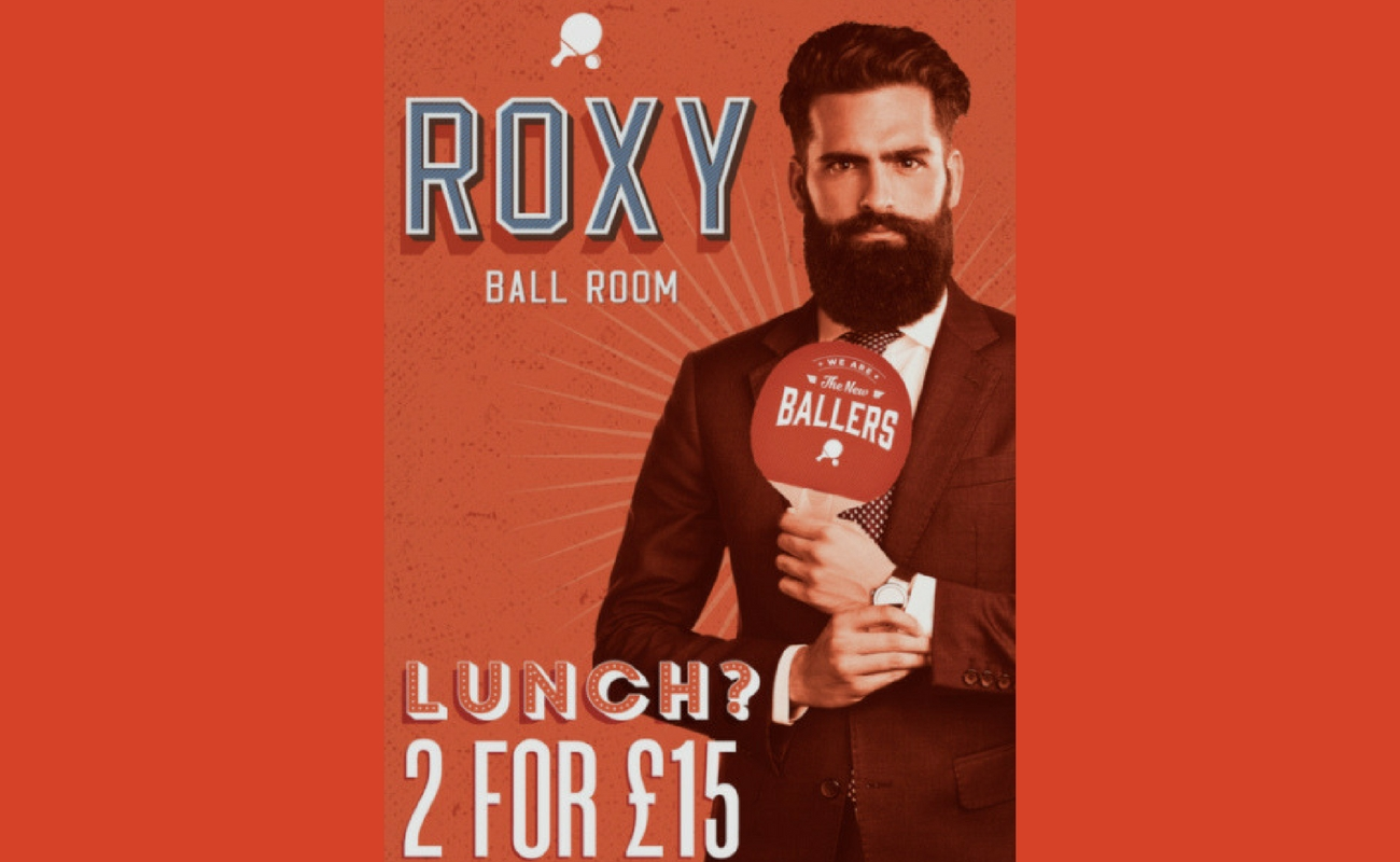 Roxy Ball Room Manchester