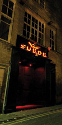 Manchester Opera House Clubs ~ Suede Nightclub Manchester