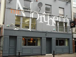 The Northern in the heart of the Northern Quarter
