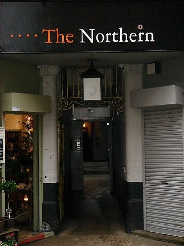 The golden gates are open, come on inside the Northern