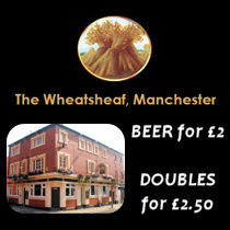 The Wheatsheaf Manchester
