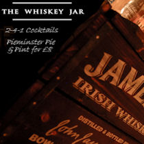 The Whiskey Jar Manchester