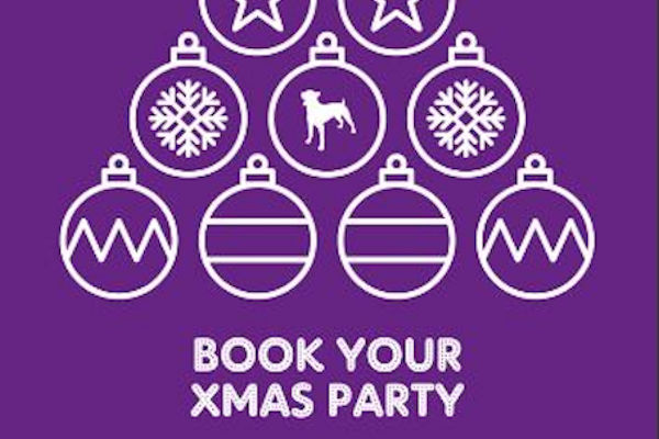 Christmas Restaurants in Manchester - Black Dog Ballroom NWS