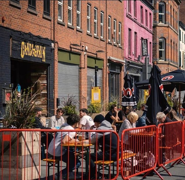 Manchester Bars - Cane & Grain Manchester