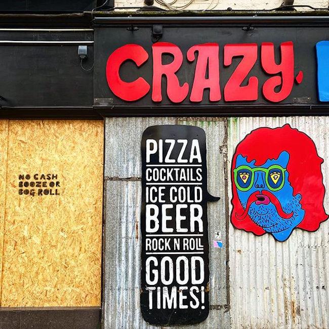 Manchester Bars - Crazy Pedro's Manchester