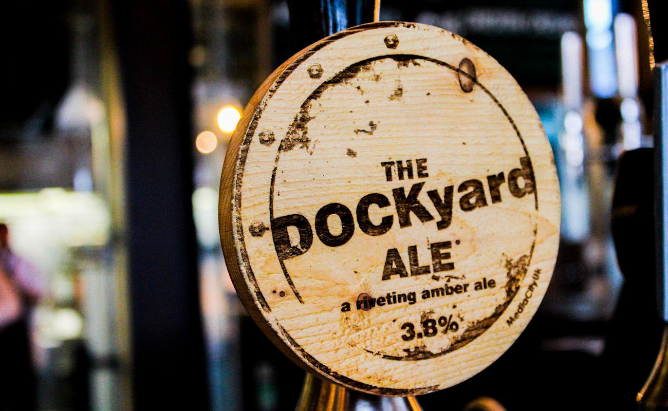 Dockyard Spinningfields Bar Manchester