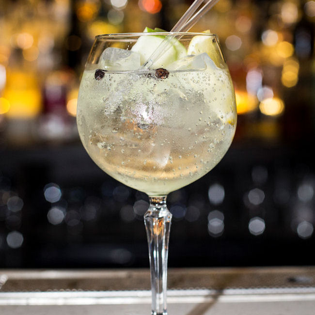 Manchester Bars - gin bars in Manchester