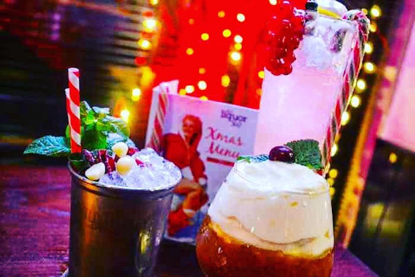 Christmas 2019 Offers Restaurants in Manchester - Liquor Store
