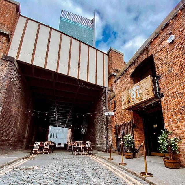 Manchester Bars - Lock 91 Manchester