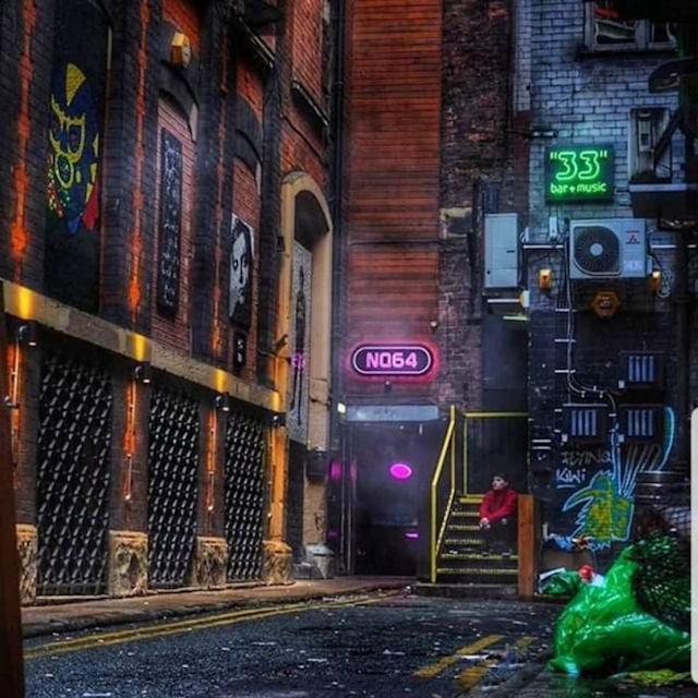 Manchester Bars - NQ 64 Manchester